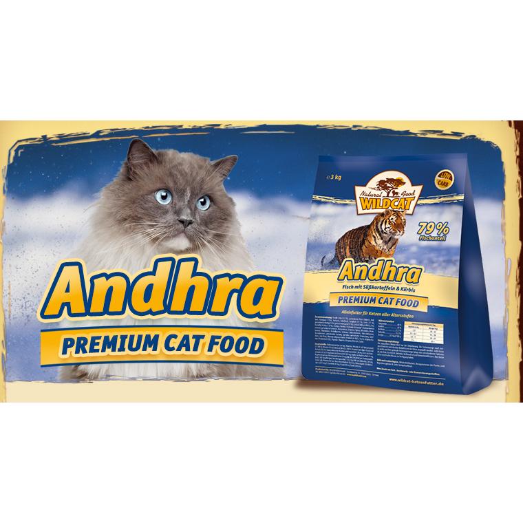 Wildcat Andhra Katzenfutter, Bild 2