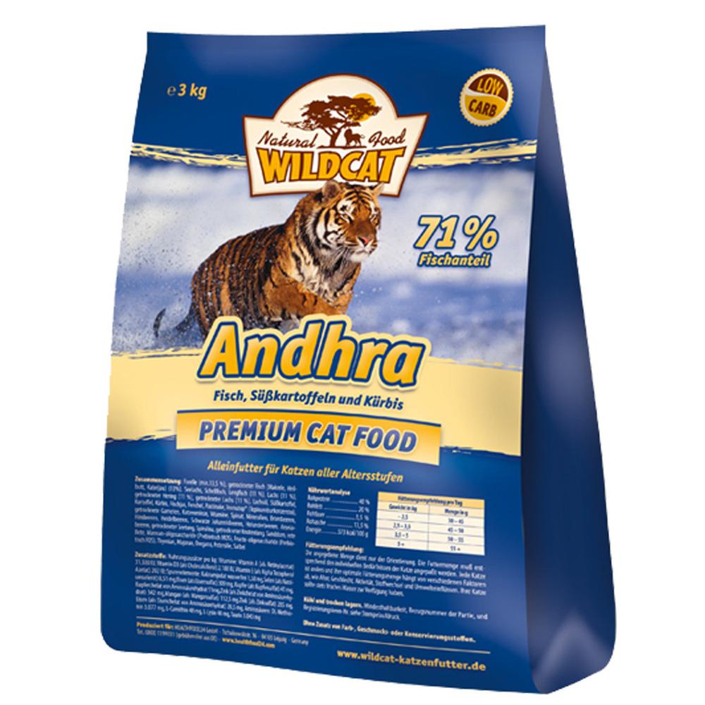 Wildcat Andhra Katzenfutter