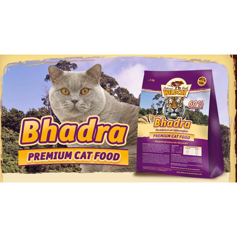 Wildcat Badhra Katzenfutter, Bild 2