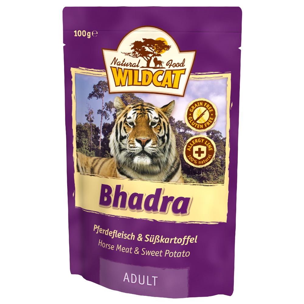 Wildcat Bhadra Nassfutter Pouches