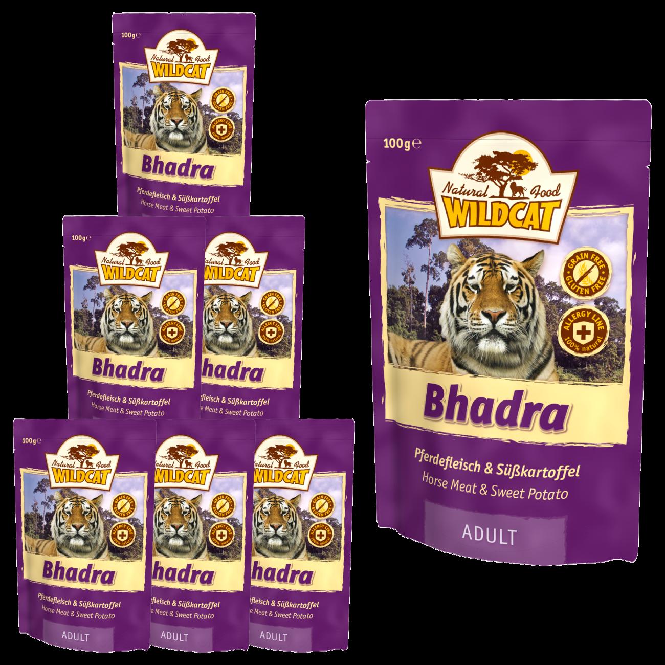 Wildcat Bhadra Nassfutter Pouches, Bild 2