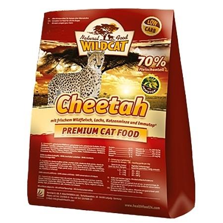 Wildcat Cheetah Katzenfutter