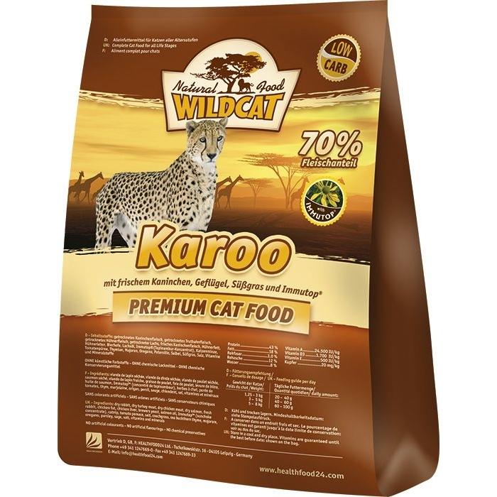 Wildcat Karoo Katzenfutter