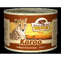 Wildcat Karoo Katzenfutter Nassfutter Dosen