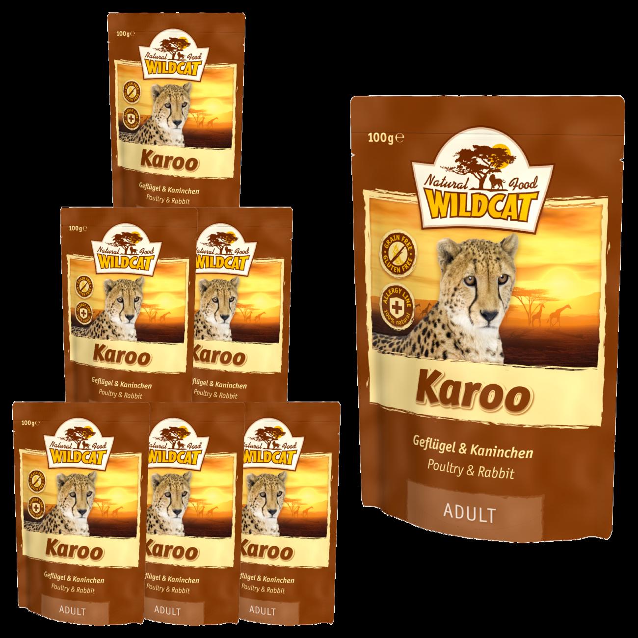 Wildcat Karoo Nassfutter Pouches, Bild 2