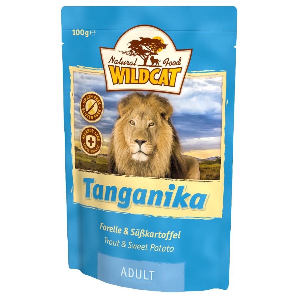 Wildcat Tanganika Nassfutter Pouches