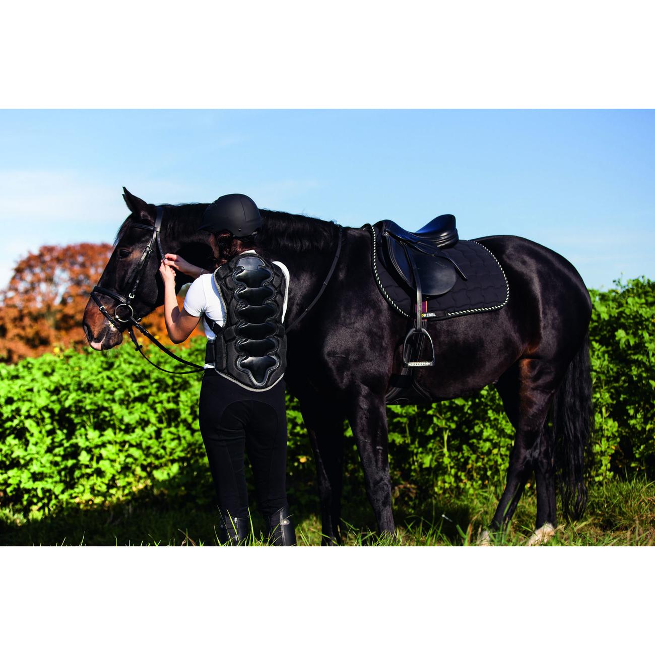 Kerbl Wirbelsäulenschutz Rückenschutz Reiten BackPro, Bild 2
