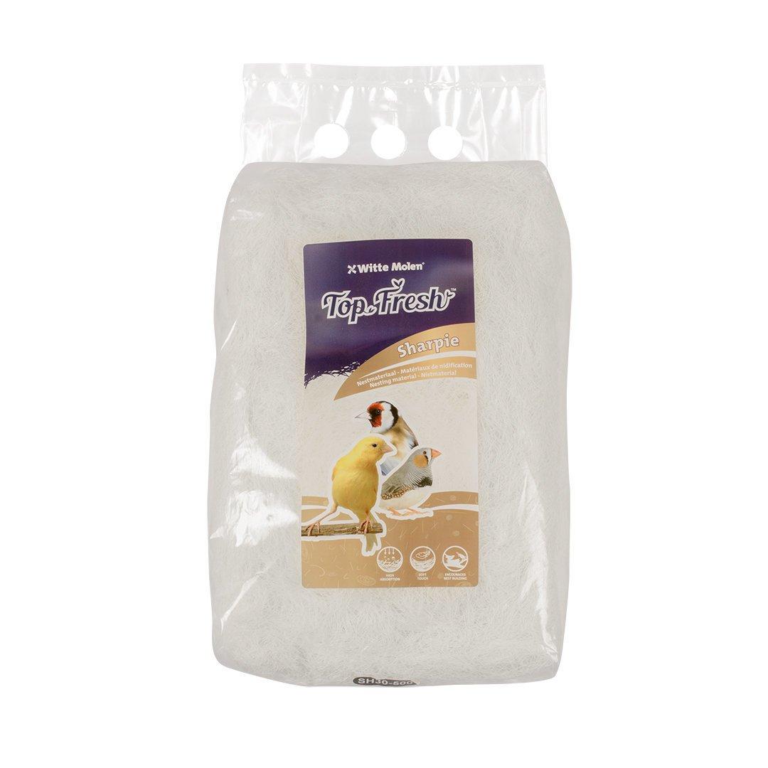 Witte Molen Top Fresh Sharpie Nistmaterial, 500 g