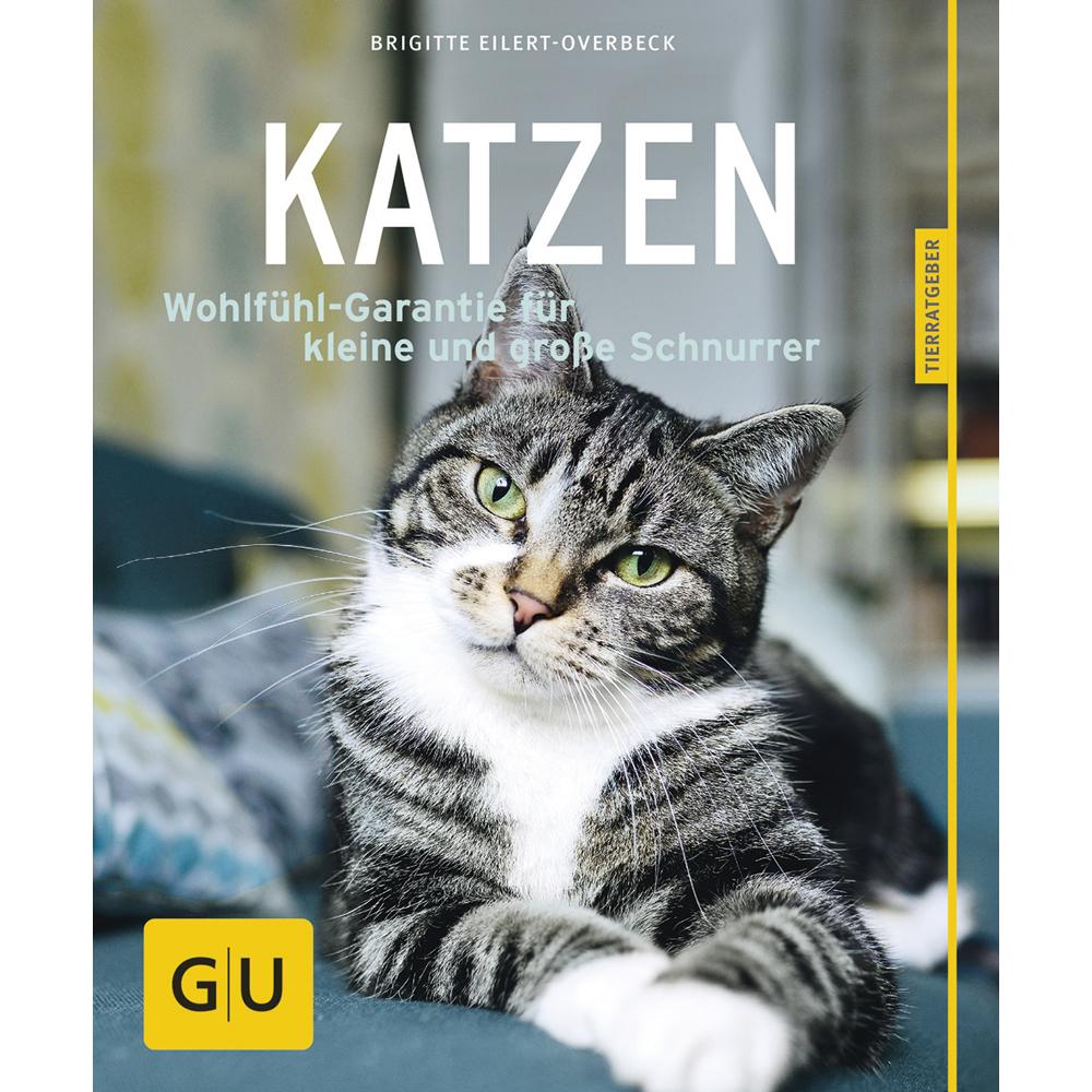 GU Verlag Ratgeber Wohlfühlen für Katzen