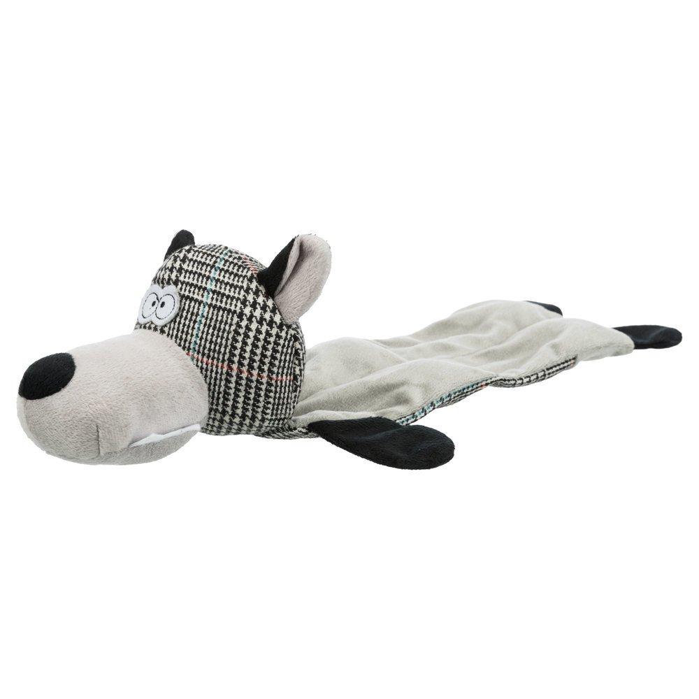 Trixie Wolf Plüschspielzeug für Hunde 36114