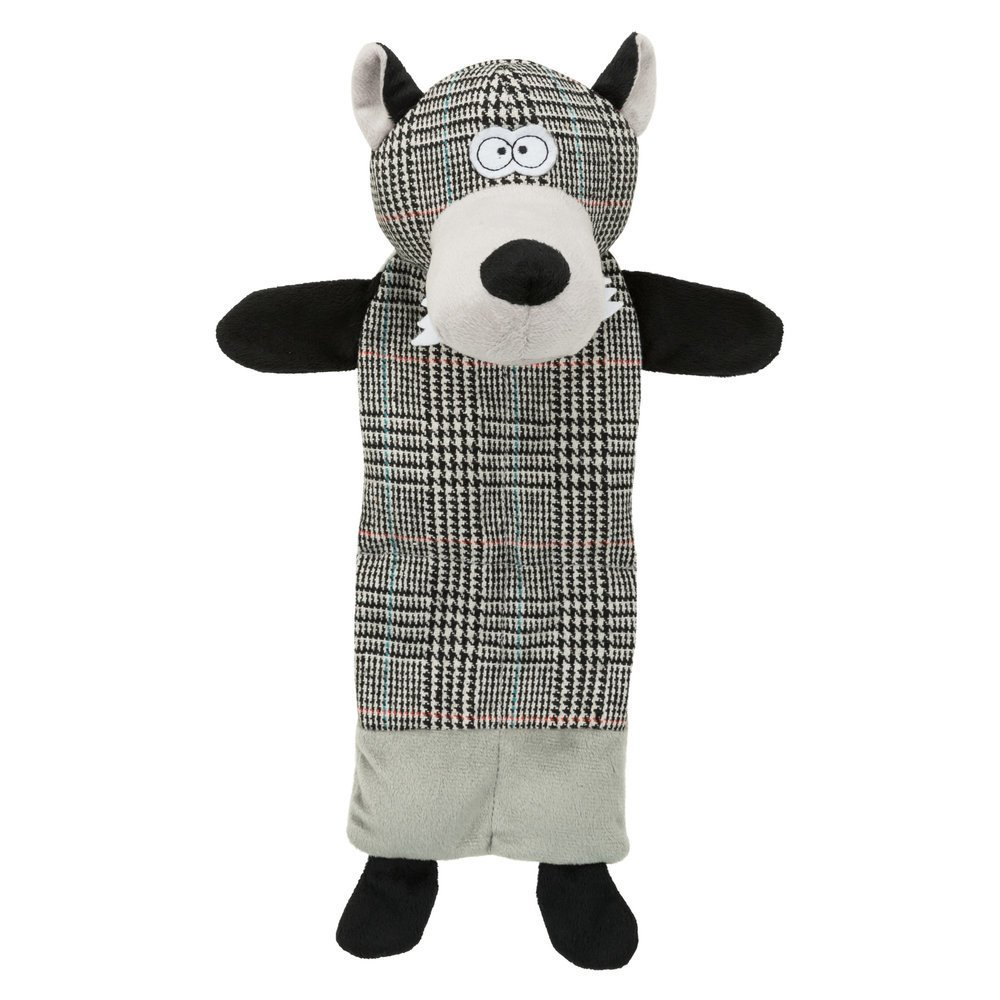 Trixie Wolf Plüschspielzeug für Hunde 36114, Bild 2