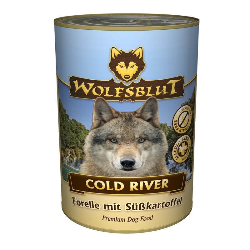 Wolfsblut Dose Cold River