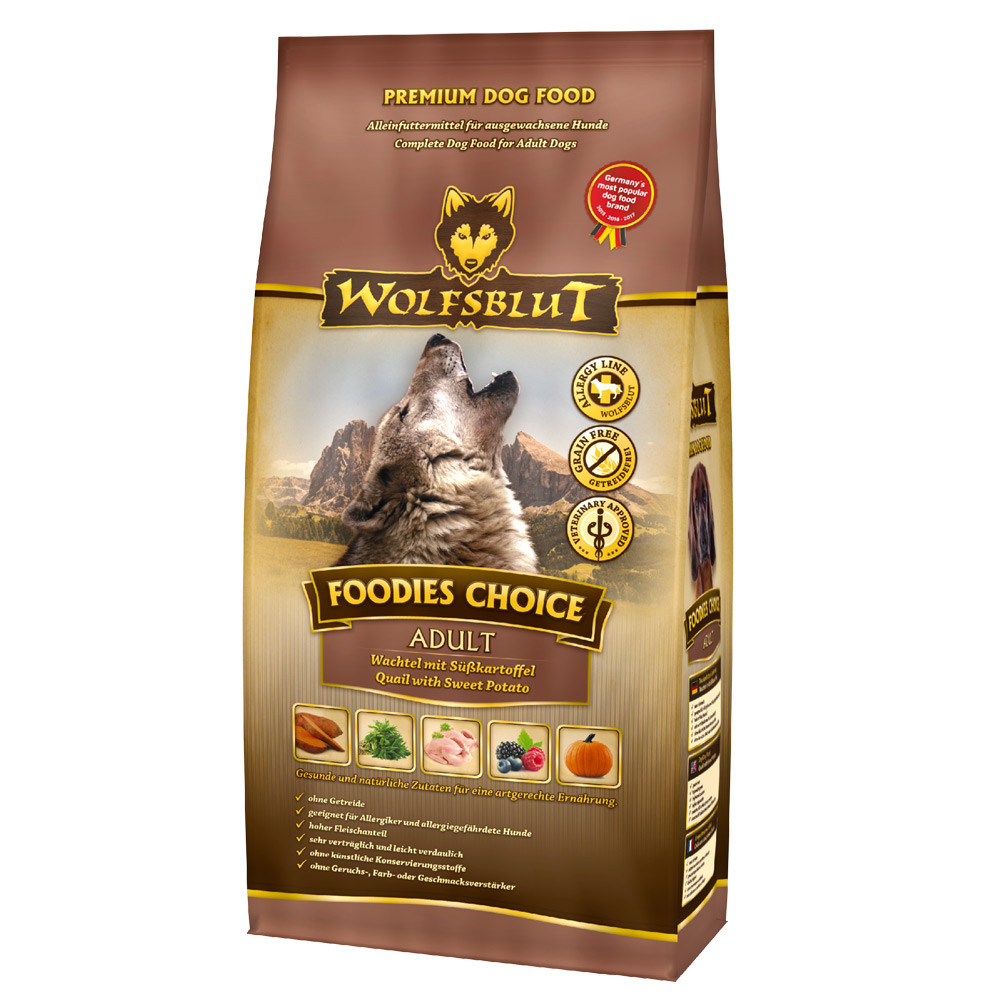 Wolfsblut Foodies Choice Adult Hundefutter