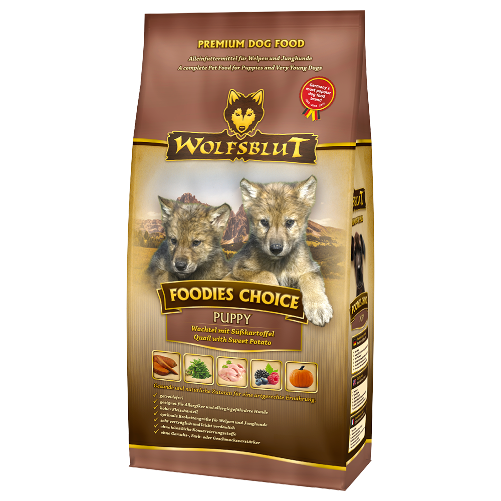 Wolfsblut Foodies Choice Puppy