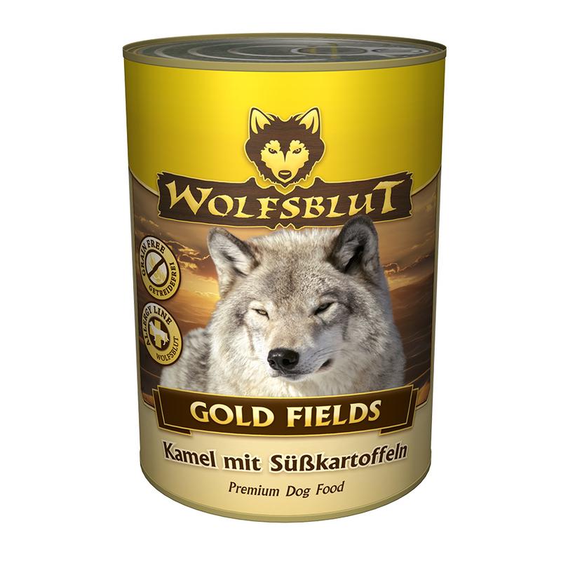 Wolfsblut Nassfutter Dose Gold Fields