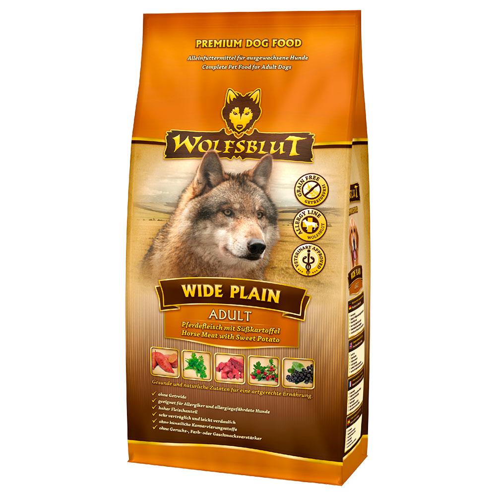 Wolfsblut Wide Plain Hundefutter, 500g