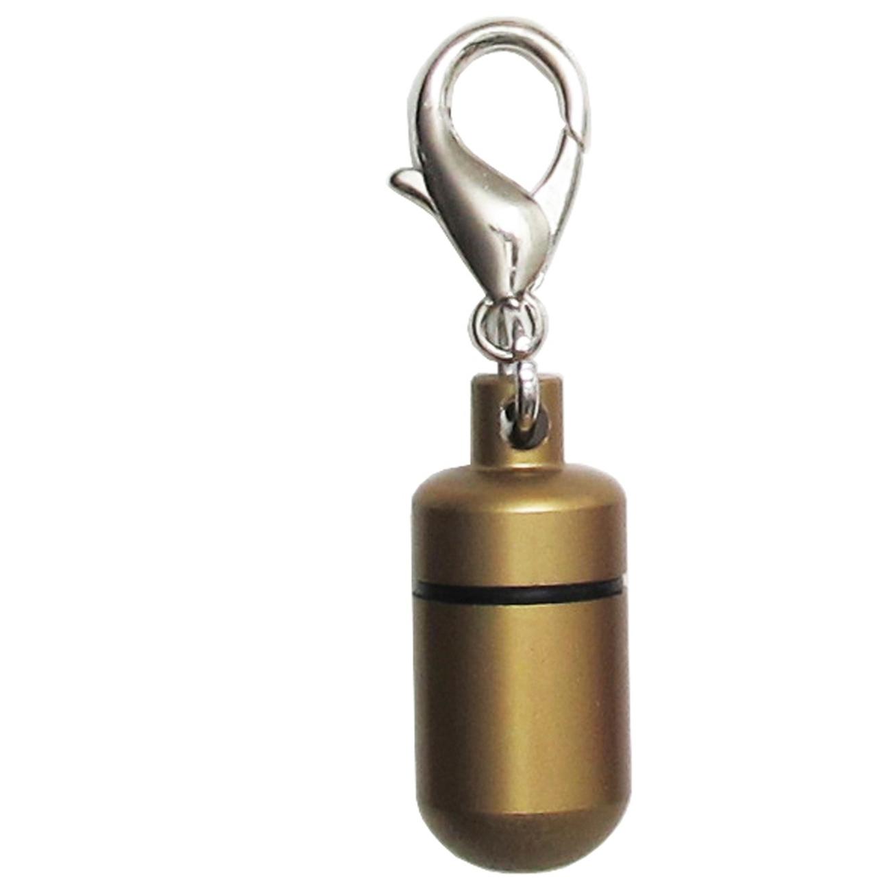 Wolters Aluminium-Adresshülsen, 14mm Ø gold