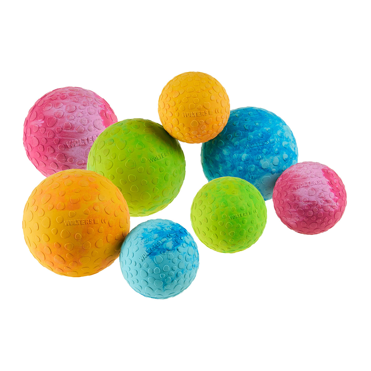 Wolters Aqua-Fun Wasserball Hundespielzeug