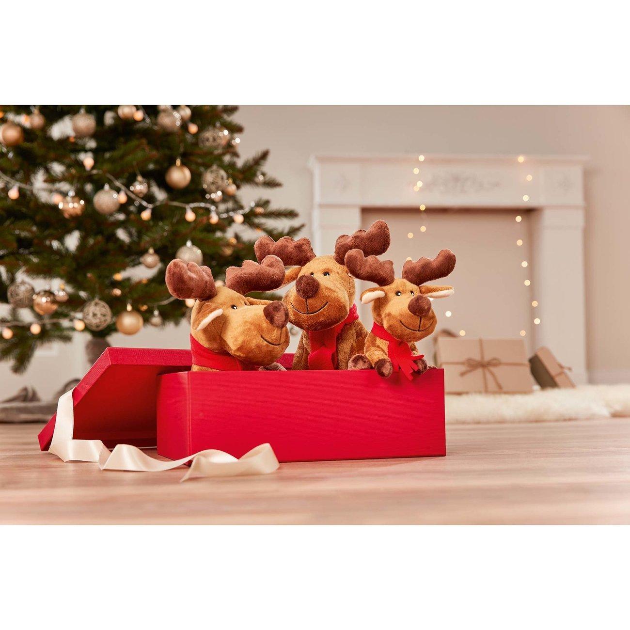 Wolters Elch Rudolph aus Plüsch, Bild 2