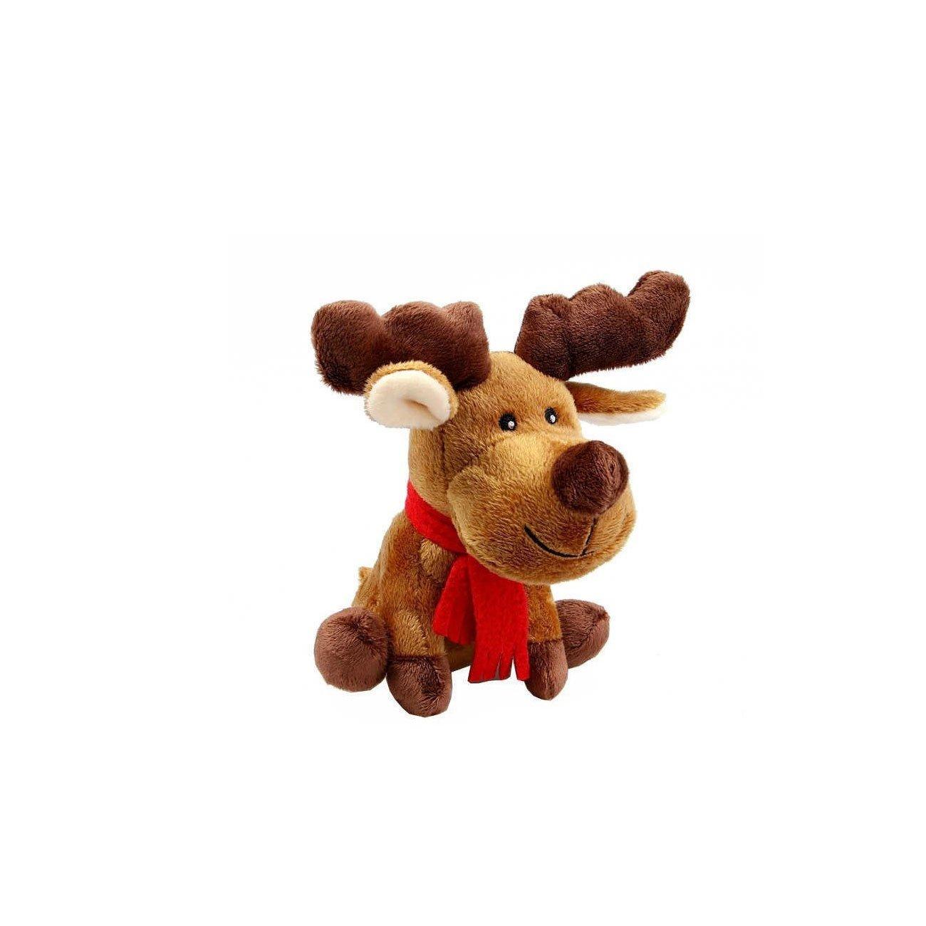 Wolters Elch Rudolph aus Plüsch, Bild 3