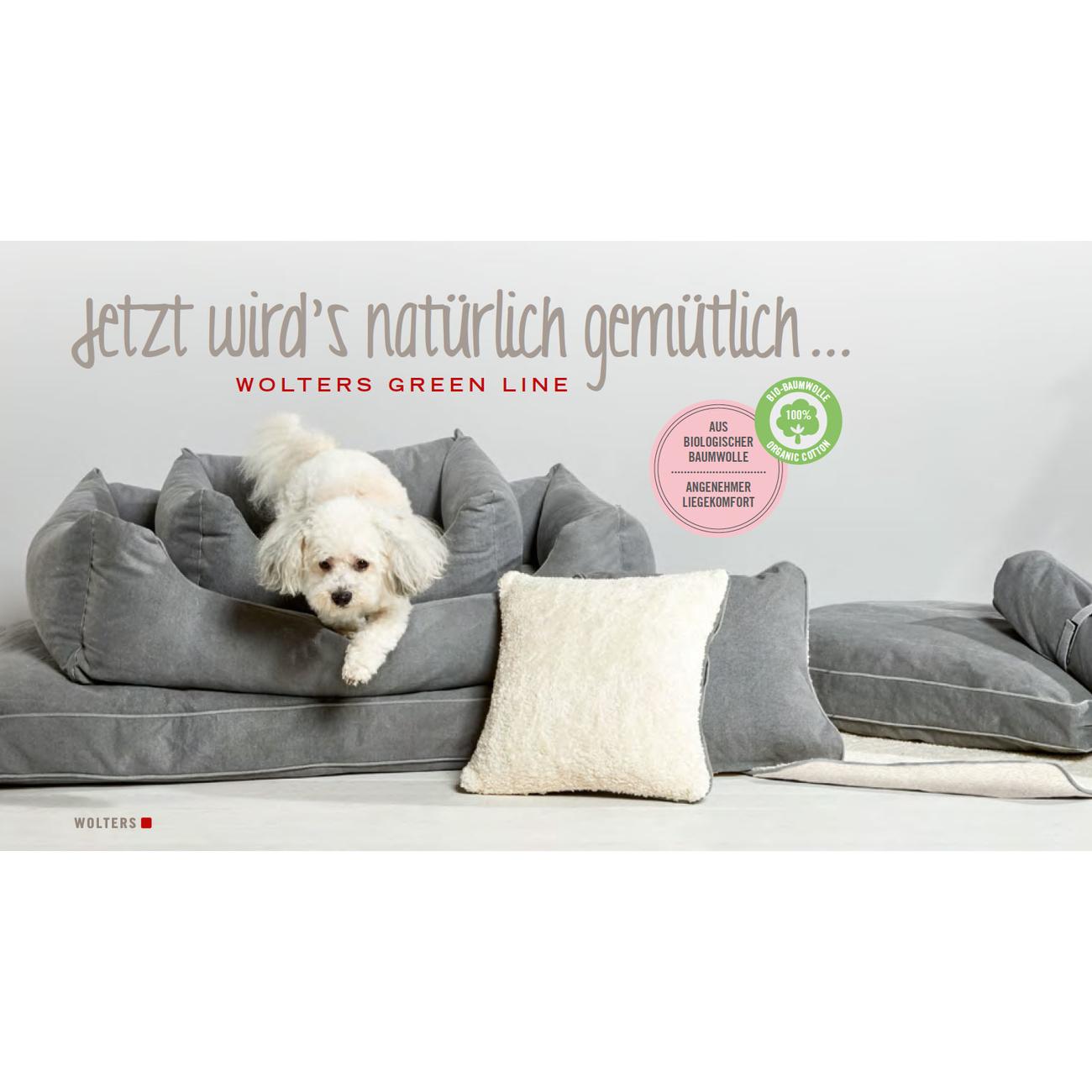 Wolters Green Line Kuscheldecke für Hunde, Bild 3