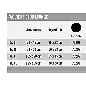 Wolters Hundebett Club Lounge Kunstleder, Bild 3