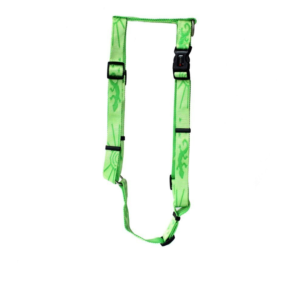 WOLTERS Hundegeschirr Sunset, S: 22-35cm lime