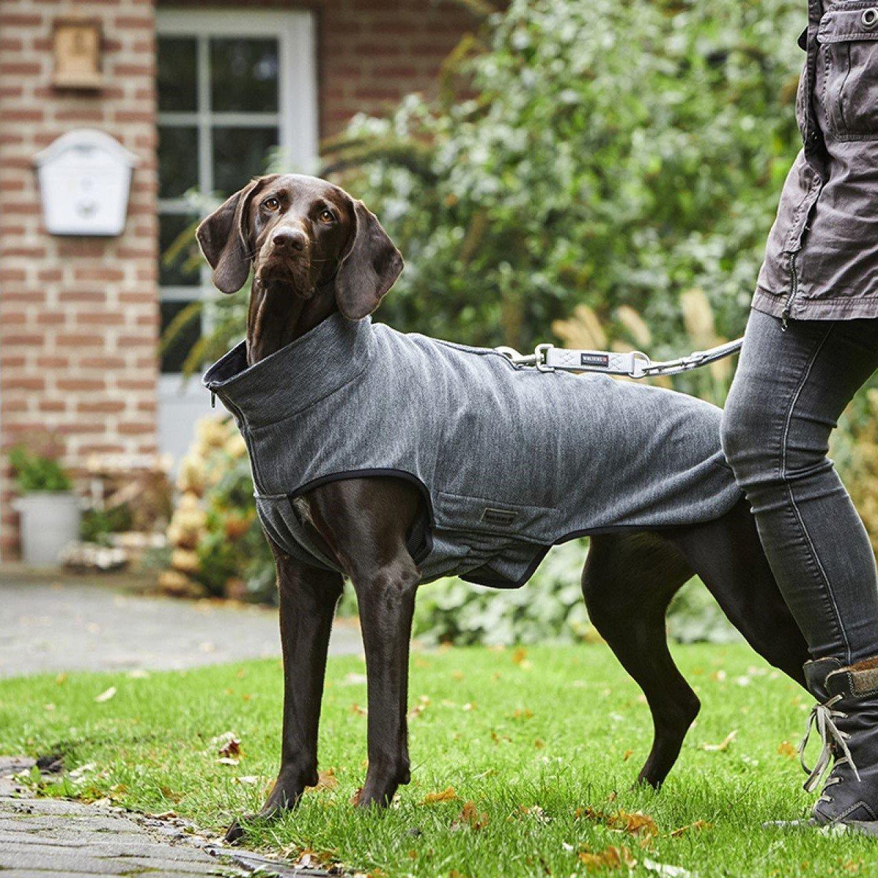 Wolters Hundemantel Fleecejacke Casual Soft & Dry, Bild 4