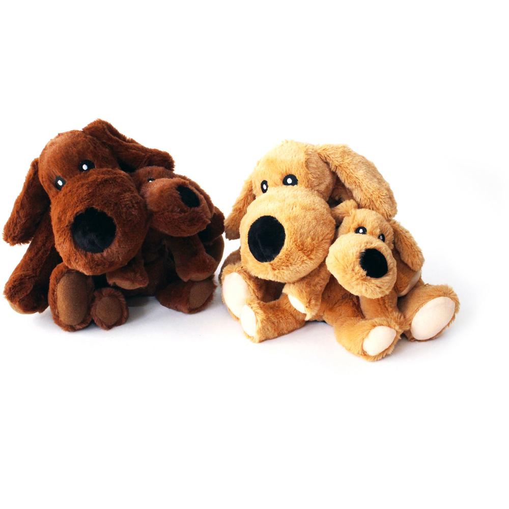 Wolters Hundespielzeug Plüschhund, Bild 4