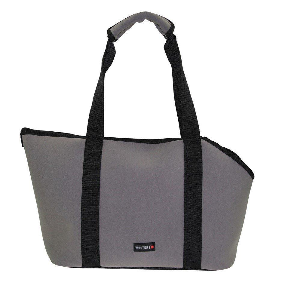 Wolters Hundetasche Softbag Grey Essentials Large