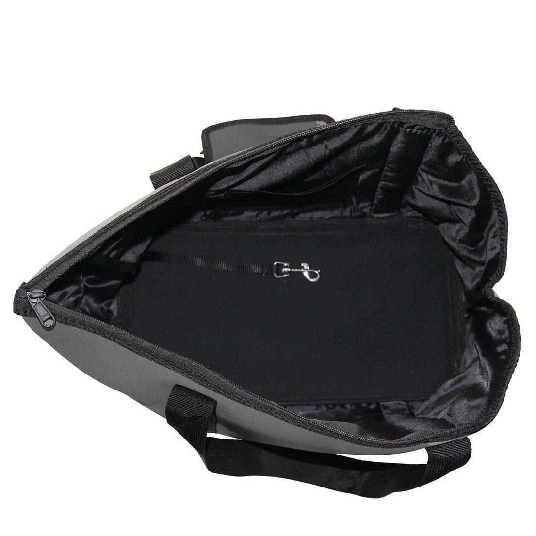 Wolters Hundetasche Softbag Grey Essentials Large, Bild 2