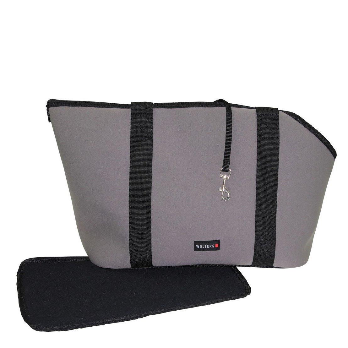 Wolters Hundetasche Softbag Grey Essentials Large, Bild 5