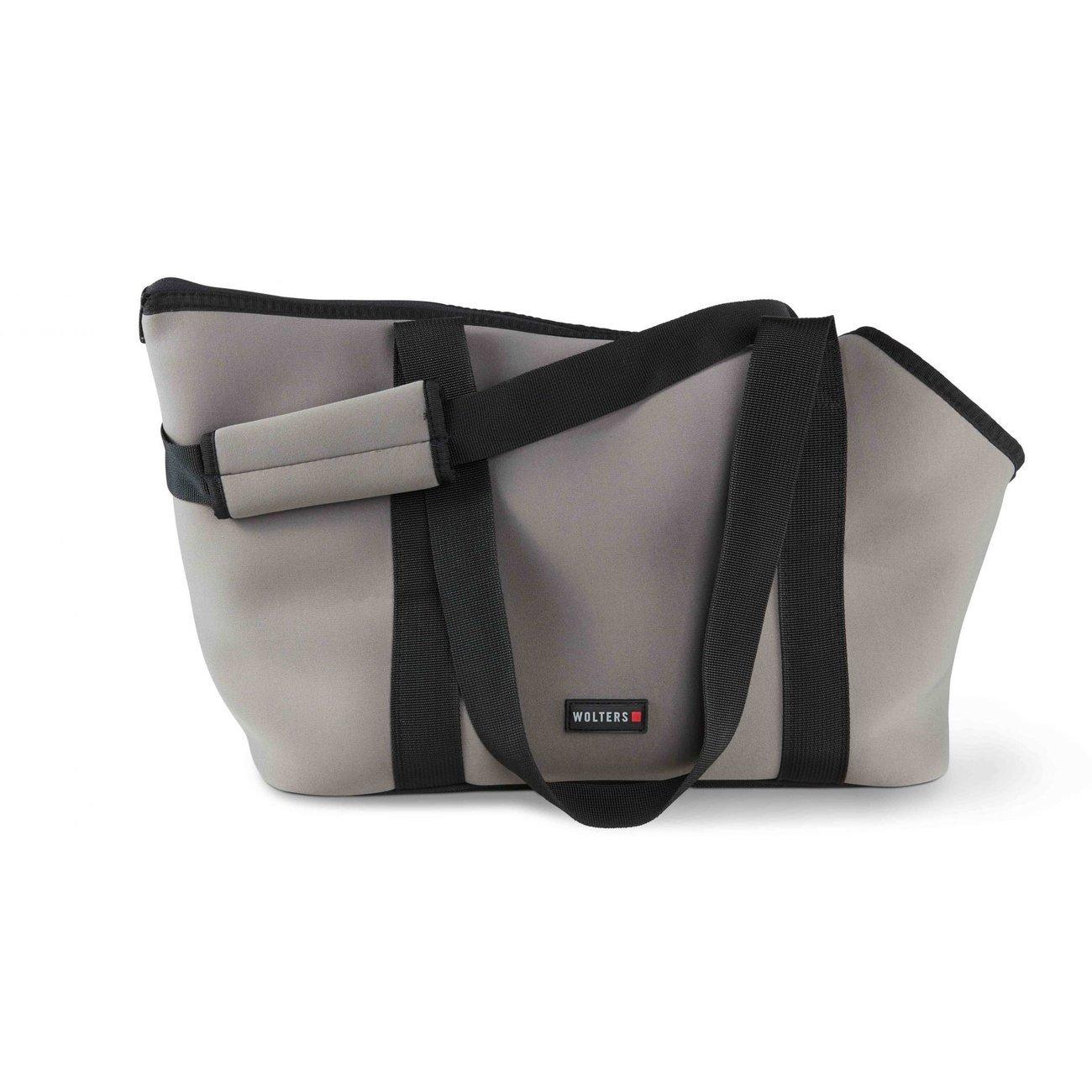 Wolters Hundetasche Softbag Grey Essentials Large, Bild 6