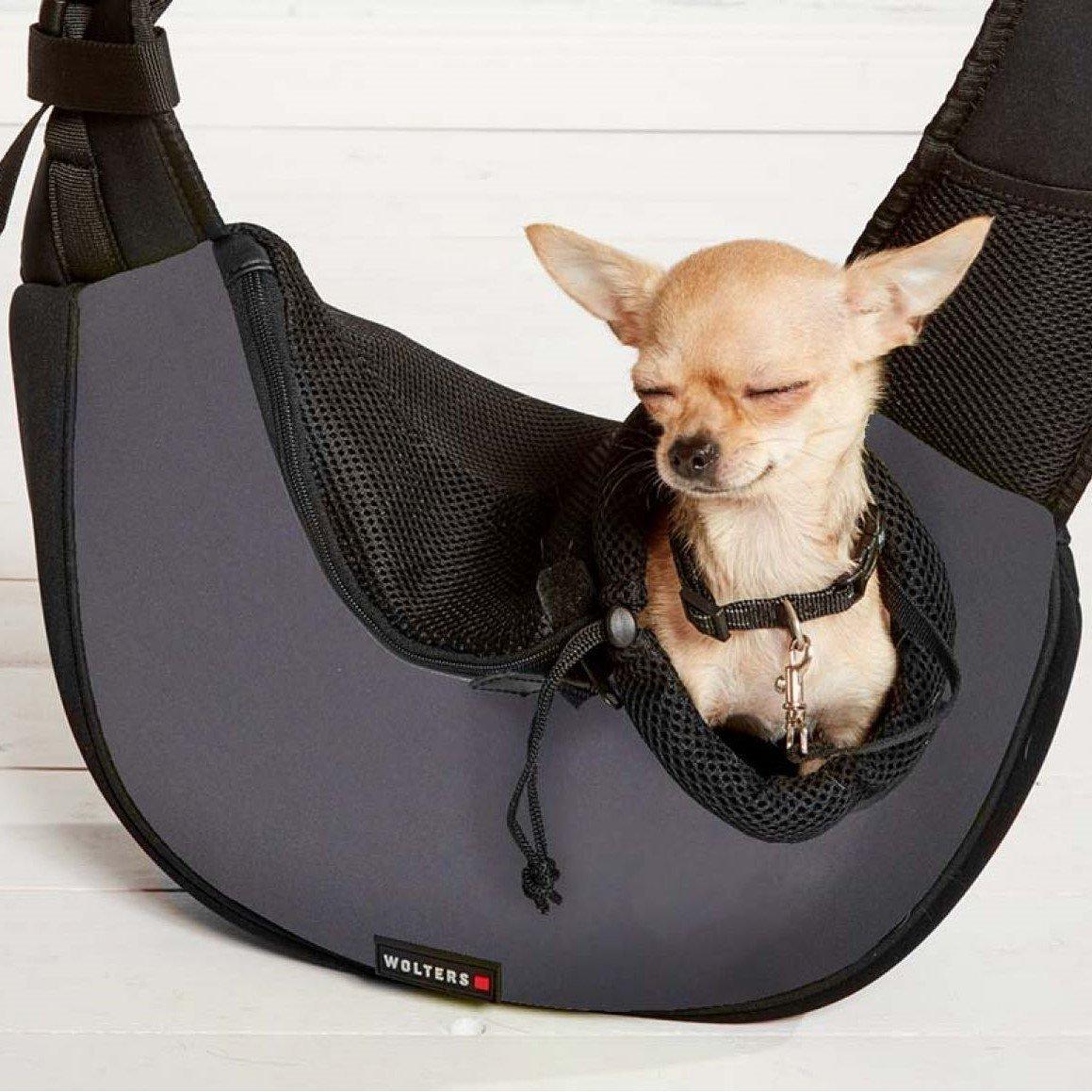 Wolters Schultertasche Hund Bodypack Neoprino, Bild 2