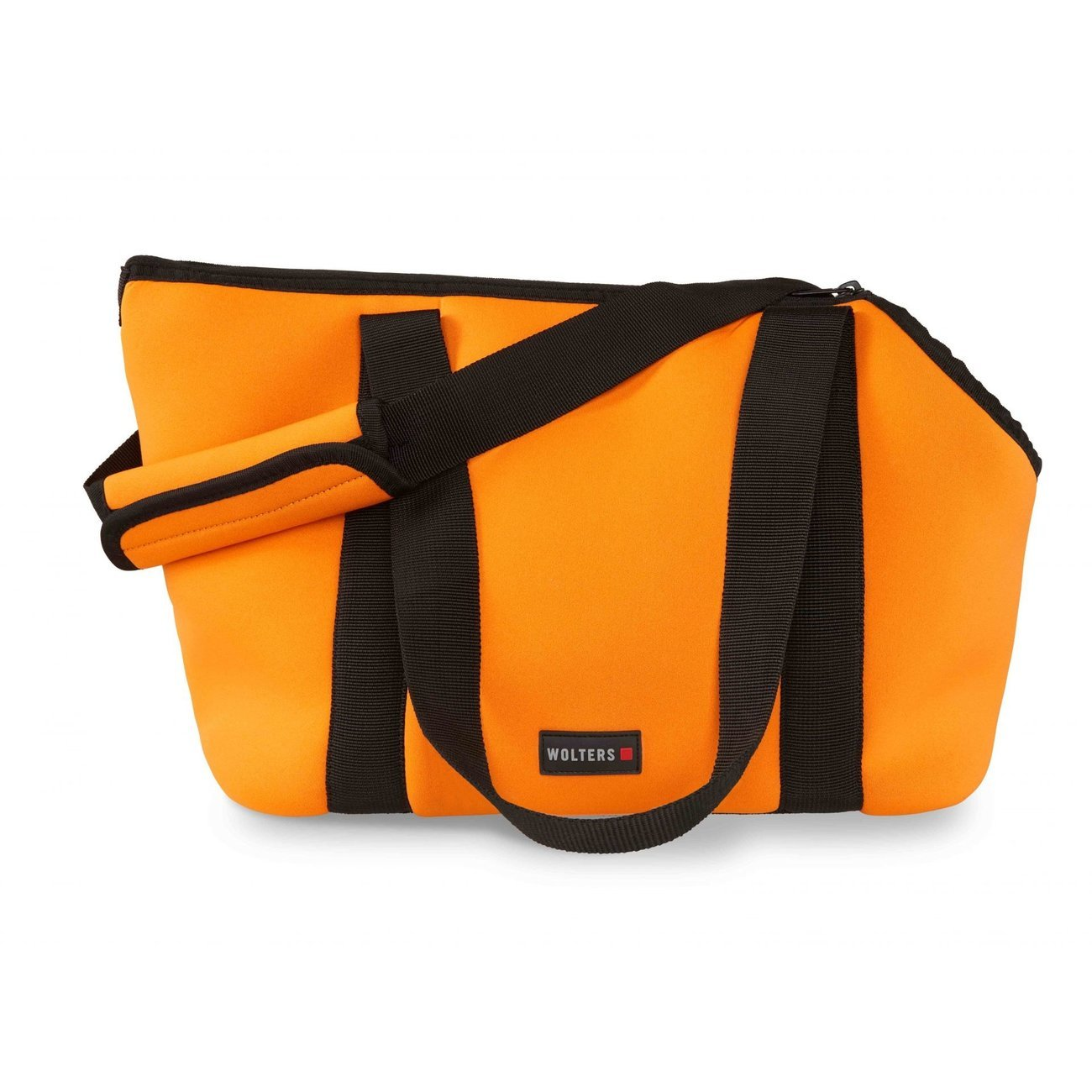 Wolters Softbag Neopren Softbag Hundetasche, S: 35x20x25cm mango