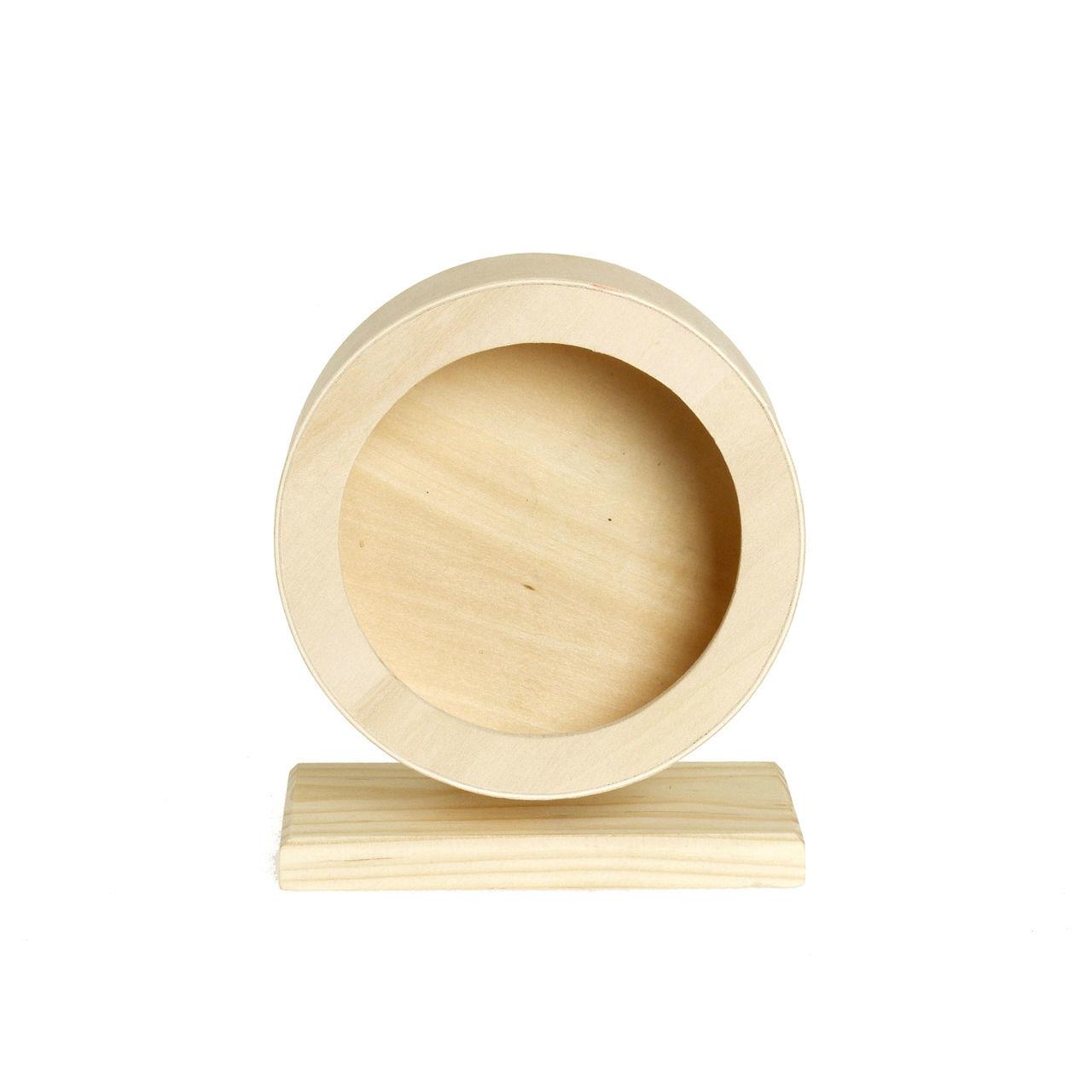 Karlie Wonderland Bogie Wheel Hamster Laufrad aus Holz, Bild 2