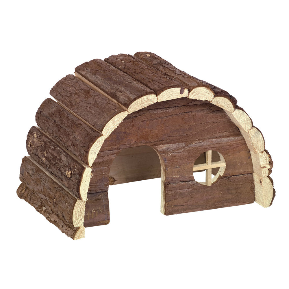Nobby WOODLAND Nagerhaus aus Holz Samy
