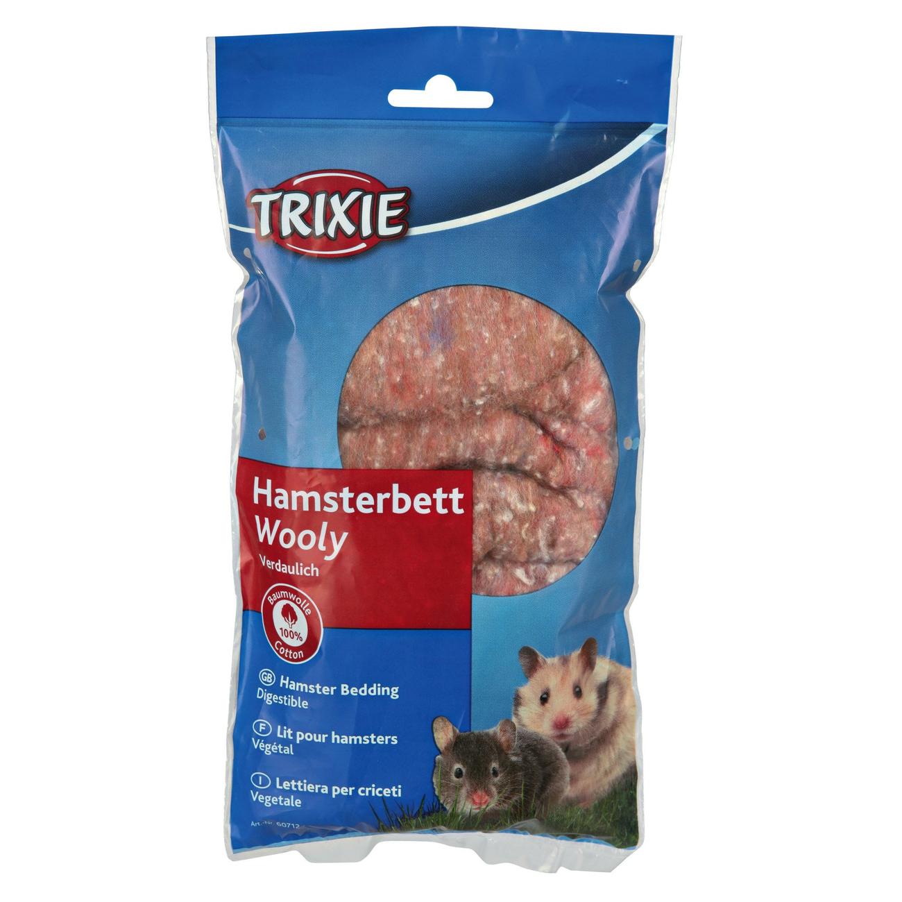 "TRIXIE ""Wooly"" Hamsterbett 6038, Bild 4"