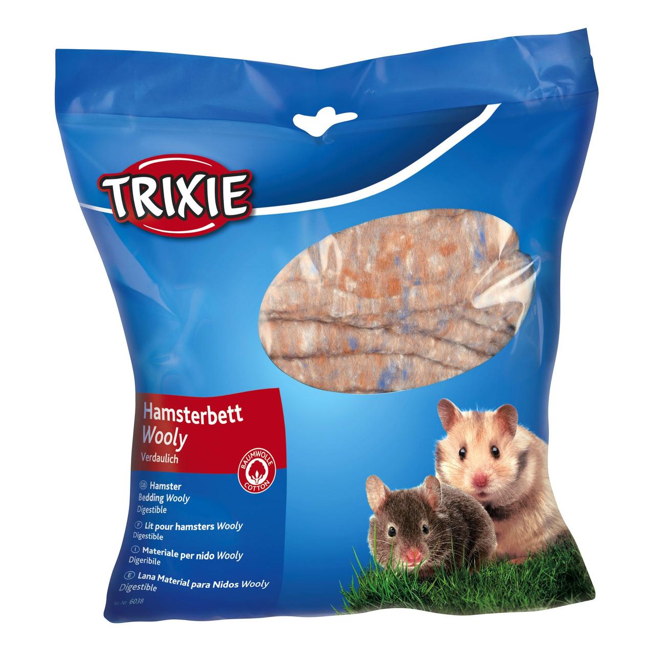 """TRIXIE """"Wooly"""" Hamsterbett 6038"""