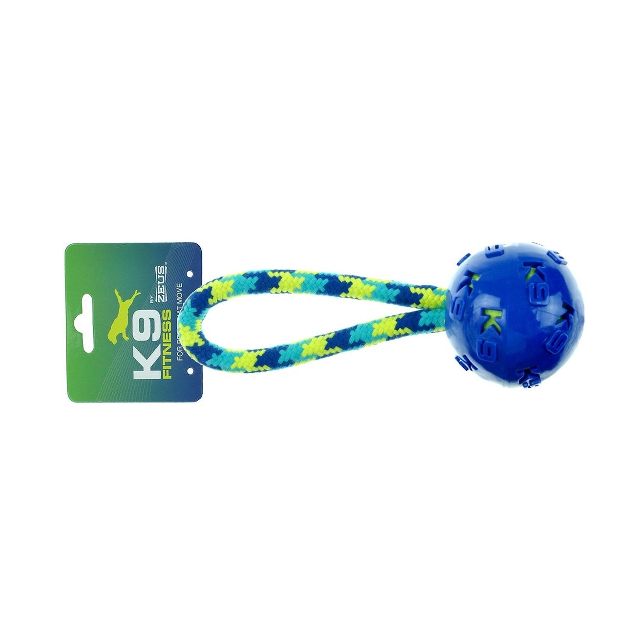 Hagen Zeus K9 Zugspielzeug mit Ball, 23 cm