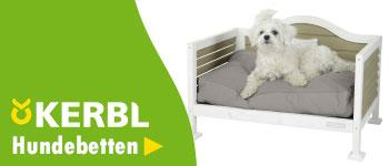 KERBL Hundebetten und Hundekissen