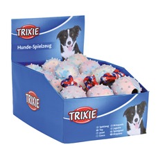 Trixie 24 Hundebälle am Seil Superpack