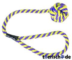 TRIXIE Drifty Hunde Spielball am Seil