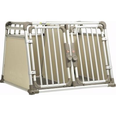 4pets Doppel Hunde Transportbox ComfortLine twenty-two