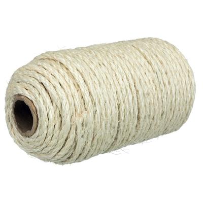 50m Sisalband auf Rolle, ø 4?6 mm