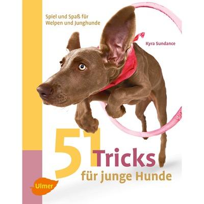 Ulmer 51 Tricks für junge Hunde und Welpen