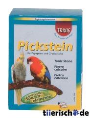 TRIXIE Papageien-Pickstein mit Halter und Großsittiche Preview Image