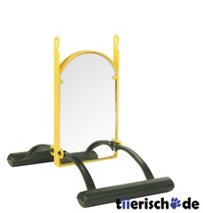TRIXIE Landeschaukel mit Spiegel für Vögel