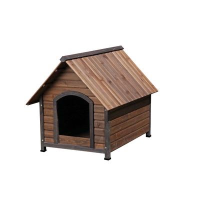Hundehütte Primal Holz, 53 x 72 x 69 cm