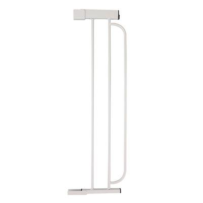 Carlson Türschutzgitter Erweiterung, weiss für KF31003 15 cm Verlängerung, Höhe 104 cm